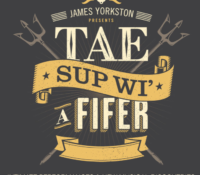 Tae  Sup Wi A Fifer w/ Rachel Sermanni & Martin Carr 7th & 9th Sep 2018